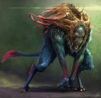 Beast by NewmanD