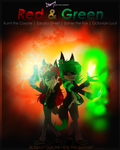 Red and Green by Divert-S