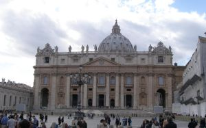 Trip to italy: St. peters by zinta1