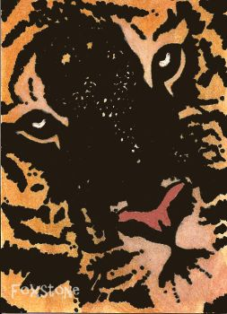 Tiger by foxstone