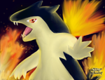 Typhlosion by Elidyss24
