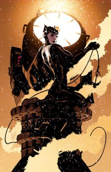 Catwoman 65 by AdamHughes