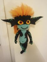 Crochet Midna Doll by jelc85