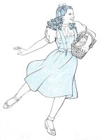 DANCING DOROTHY by Jerome-K-Moore