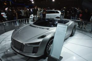 Audi E tron roadster by nuttbag93