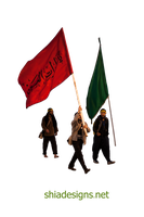 To Karbala .. PNG by shia-ali