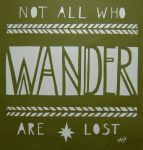 Not All Who Wander by Lamorien