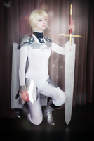 Claymore - Clare by Melali