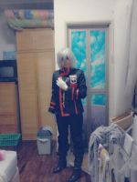 COSPLAY TESTER ::Allen Walker:: by autome