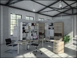 3D Office 4 by FEG