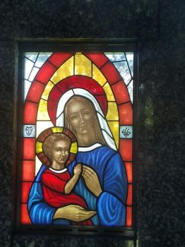 Madonna and Child by GUDRUN355