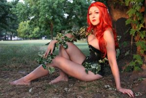 Poison Ivy 0 by dani-foca