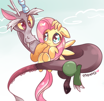 Friends FOREVER, right? by Ipun