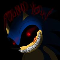 CreepyPasta - Sonic.exe by Hichigo1989