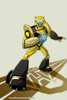TFA the Elite Bumblebee by Alassa