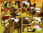 Giderah Issue 1 page 9 and 10 by Plaguedog