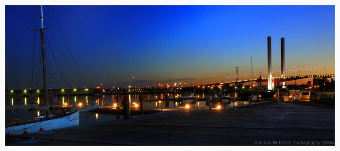 Docklands by mblung