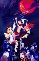 Disgaea Fanart Collab by Northstar-design