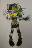Psychara Sonic Style by debsie911