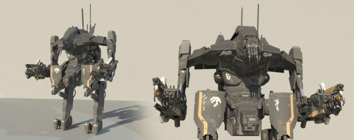 District 9 Exosuit Finished by Tiwyll