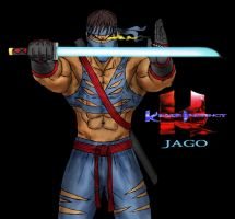 Killer Instinct: Jago by DHK88