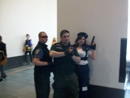 S.T.A.R.S Cosplay by STARSMember930
