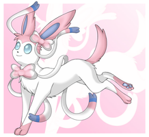 .:Sylveon:. by PolisBil