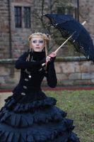 STOCK VICTORIAN GOTHIC LADY by MadaleySelket