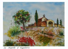 eygalieres chapel 2 by bracketting94