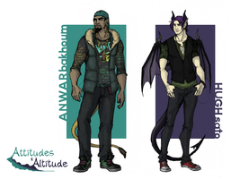 AA - Anwar and Hugh by Grudge-Glamorous
