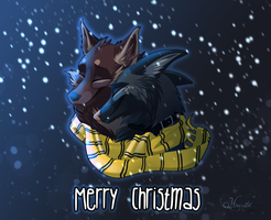 Christmas with you by hecatehell