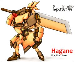 Hagane on KranKran by PaperBot