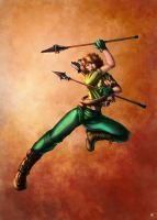 Lady Jaye by cric