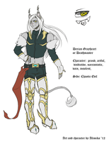 Deathmaster Reference by InfernalGuard