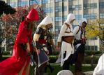 Youma 2014 - Assassin's Creed by thatsthatonegirl
