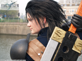 Final Fantasy VII - Zack Fair by MerwillaCosplay