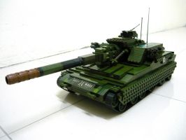 """Lego Tank Destroyer """"Mix"""" 1 by SOS101"""