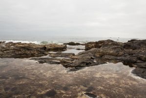 Alnwick Coast 4 by RaeyenIrael-Stock
