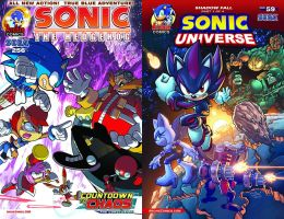 StH # 256 and SU #59 Covers by RocketSonic