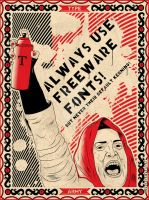 Freeware Fonts by roberlan