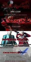 START /All Devil May Cry/ by DanteRedgraveSparda