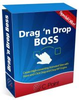 Drag and Drop Boss Review - GET  Discount by jackdbz