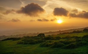 Goodnight Dartmoor by erynlasgalenphotoart