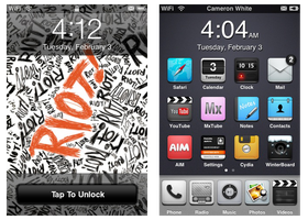 iPod Touch Setup by LegendaryRonin