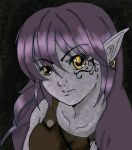 A demonic elf by oOLuccianaOo