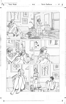TR #13 Page 21 Pencil Low by derlissantacruz