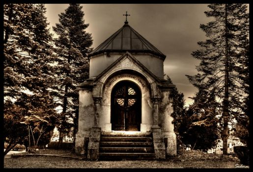 The Old Crypt HDR by Sedma