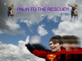 PALIN TO THE RESCUE by Holydevil666