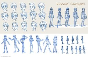 Vincent Concept Art by JetEffects