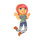 i pixeled myself (new id) by DrawingGriffen